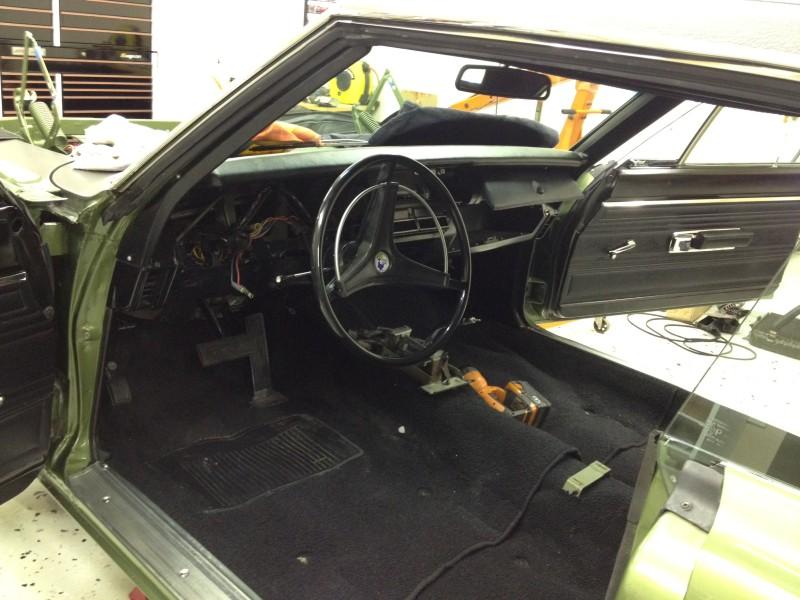 1969 Plymouth Hemi Roadrunner Bair Customs