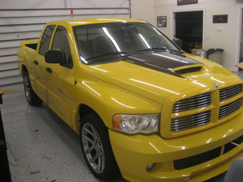 2005 dodge ram srt 10 quad cab bair customs. Black Bedroom Furniture Sets. Home Design Ideas