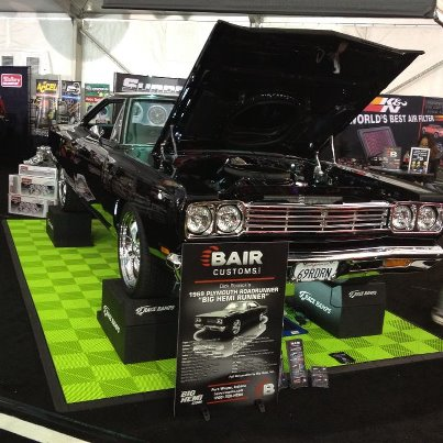 Big Hemi in Scottsdale, Barrett Jackson