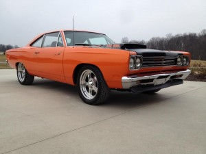 1969 Plymouth Pro Tourning Roadrunner