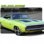 "1970 DODGE HEMI CHARGER ""SUBLIME"""