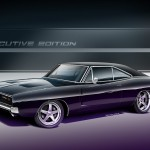 1968 DODGE HEMI CHARGER PT EXECUTIVE EDITION
