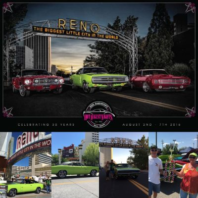 30th Hot August Nights in Reno